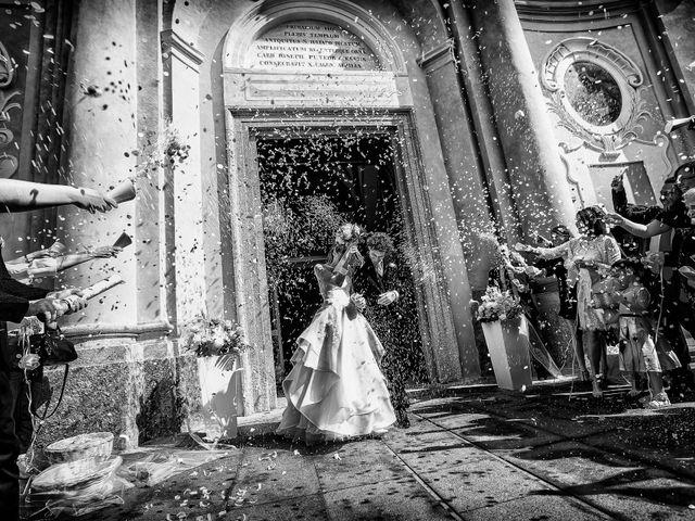 Il matrimonio di Andrea e Chiara a San Giuliano Milanese, Milano 59