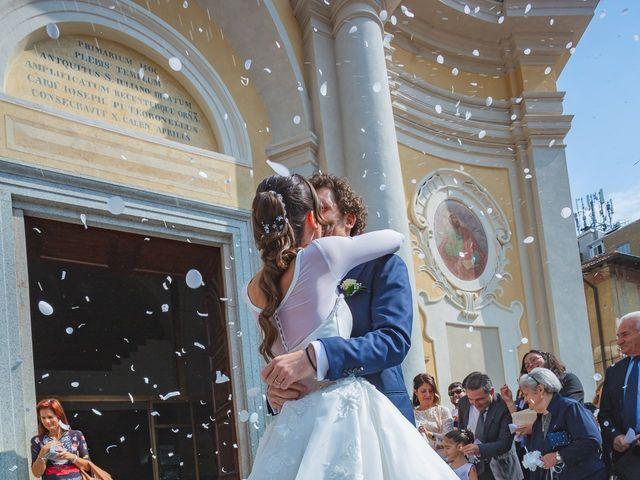 Il matrimonio di Andrea e Chiara a San Giuliano Milanese, Milano 60