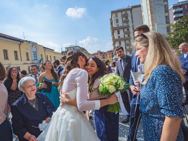 Il matrimonio di Andrea e Chiara a San Giuliano Milanese, Milano 61