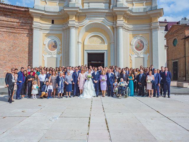 Il matrimonio di Andrea e Chiara a San Giuliano Milanese, Milano 66
