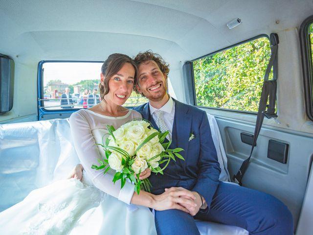 Il matrimonio di Andrea e Chiara a San Giuliano Milanese, Milano 70