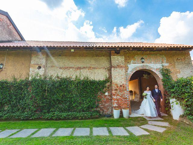Il matrimonio di Andrea e Chiara a San Giuliano Milanese, Milano 71