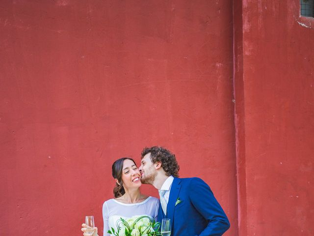 Il matrimonio di Andrea e Chiara a San Giuliano Milanese, Milano 73