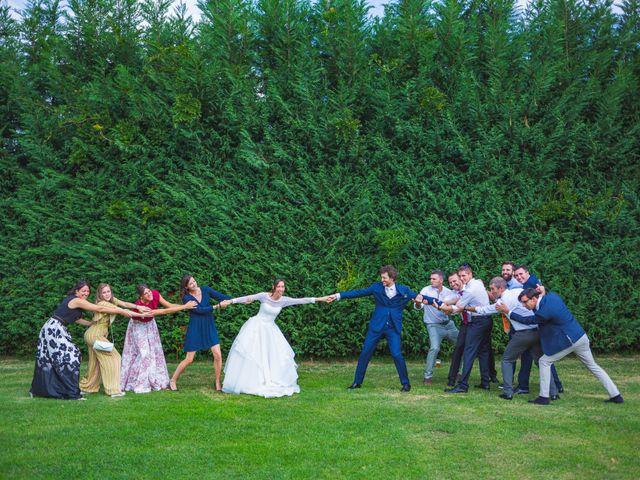 Il matrimonio di Andrea e Chiara a San Giuliano Milanese, Milano 75