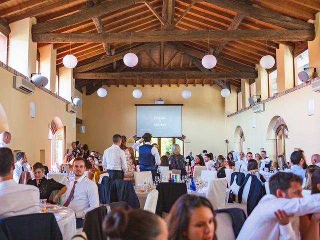 Il matrimonio di Andrea e Chiara a San Giuliano Milanese, Milano 87