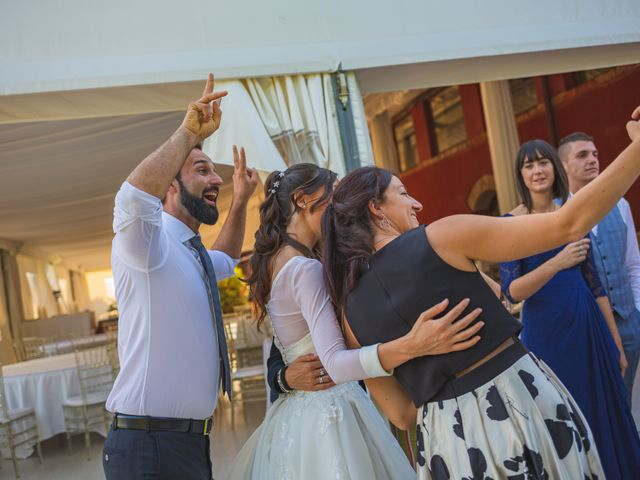 Il matrimonio di Andrea e Chiara a San Giuliano Milanese, Milano 93