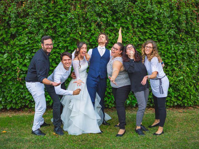 Il matrimonio di Andrea e Chiara a San Giuliano Milanese, Milano 94