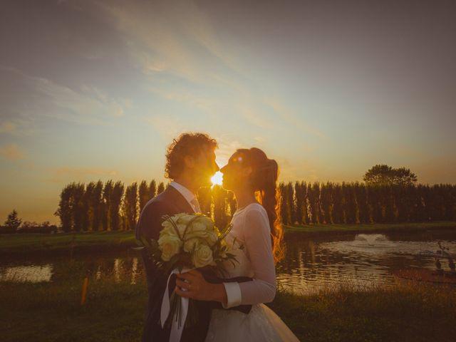 Il matrimonio di Andrea e Chiara a San Giuliano Milanese, Milano 101