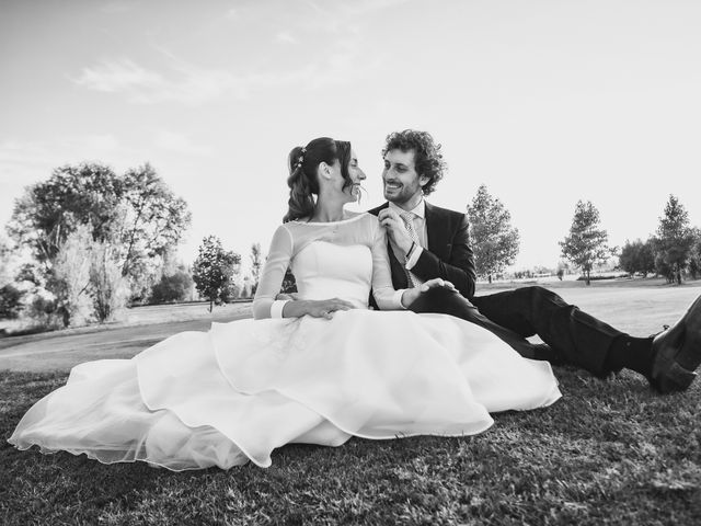 Il matrimonio di Andrea e Chiara a San Giuliano Milanese, Milano 103