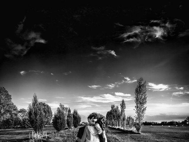 Il matrimonio di Andrea e Chiara a San Giuliano Milanese, Milano 109