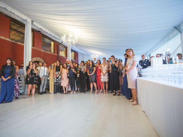 Il matrimonio di Andrea e Chiara a San Giuliano Milanese, Milano 115