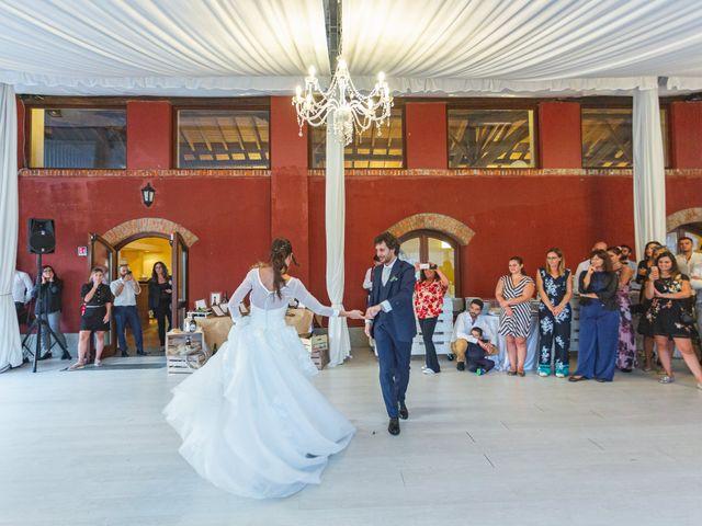 Il matrimonio di Andrea e Chiara a San Giuliano Milanese, Milano 117