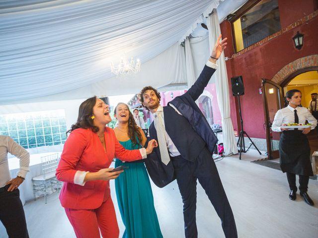 Il matrimonio di Andrea e Chiara a San Giuliano Milanese, Milano 120
