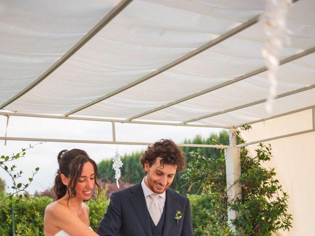 Il matrimonio di Andrea e Chiara a San Giuliano Milanese, Milano 126