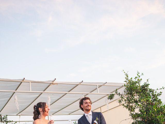 Il matrimonio di Andrea e Chiara a San Giuliano Milanese, Milano 128