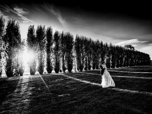 Il matrimonio di Andrea e Chiara a San Giuliano Milanese, Milano 142