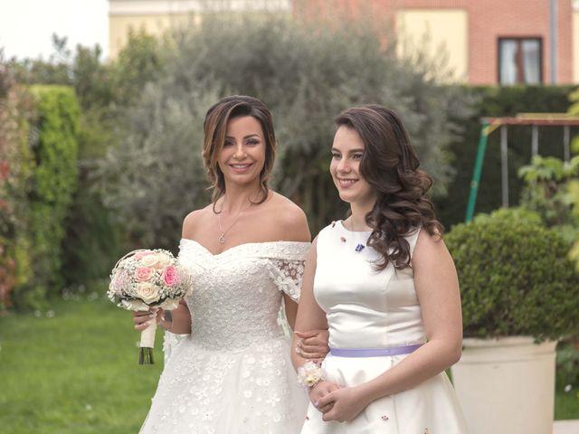 Il matrimonio di Diana e Corrado a Zimella, Verona 1