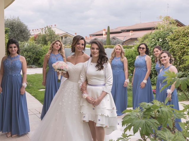 Il matrimonio di Diana e Corrado a Zimella, Verona 4
