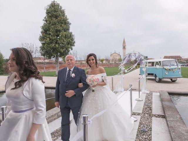 Il matrimonio di Diana e Corrado a Zimella, Verona 5