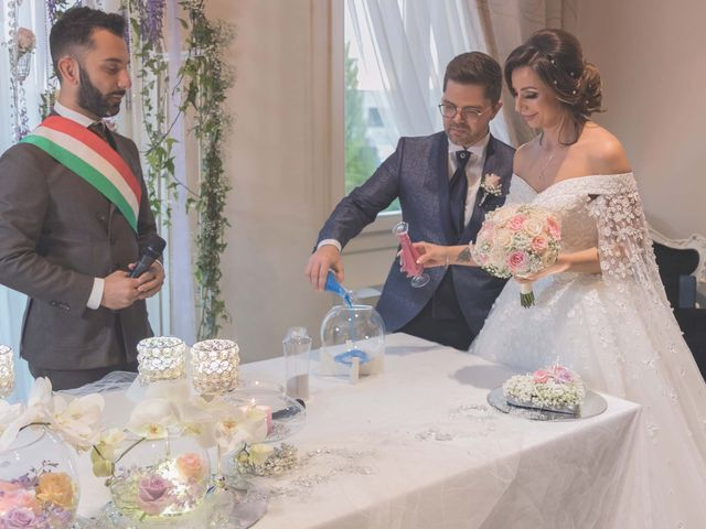 Il matrimonio di Diana e Corrado a Zimella, Verona 8