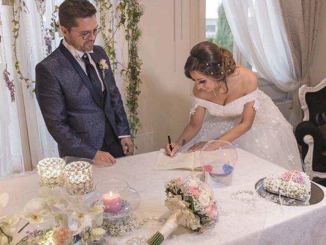 Il matrimonio di Diana e Corrado a Zimella, Verona 16