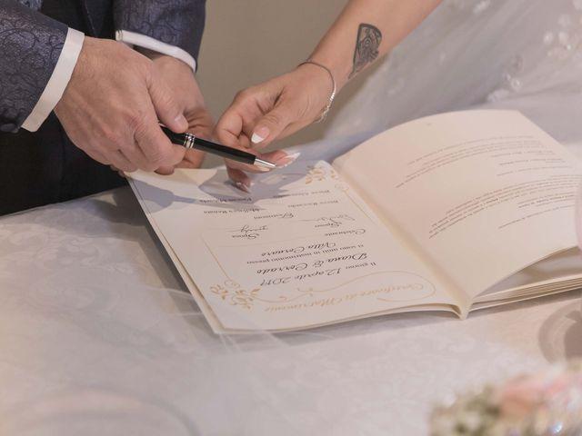 Il matrimonio di Diana e Corrado a Zimella, Verona 17