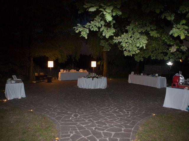 Il matrimonio di Diana e Massimo a Gaggiano, Milano 2