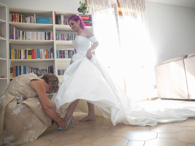 Il matrimonio di Diana e Massimo a Gaggiano, Milano 10