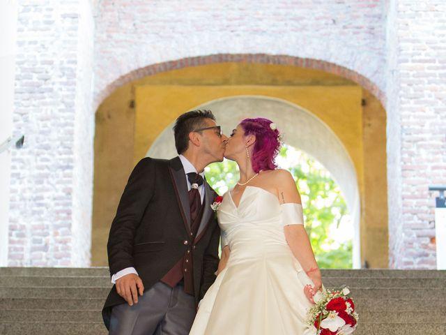 Il matrimonio di Diana e Massimo a Gaggiano, Milano 16