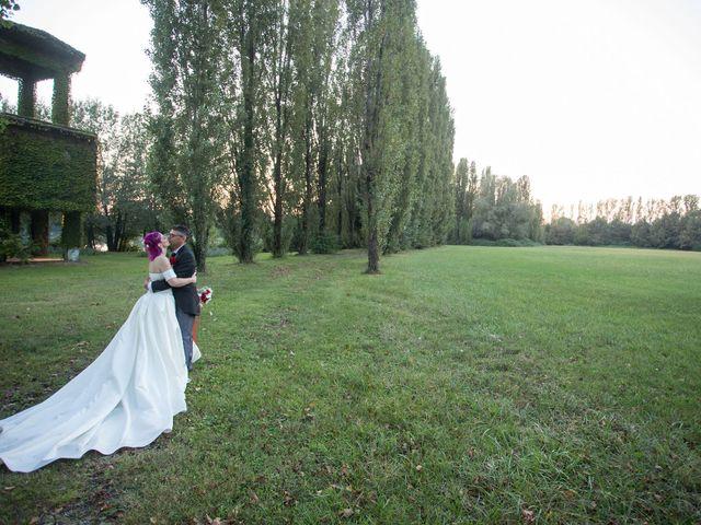 Il matrimonio di Diana e Massimo a Gaggiano, Milano 19