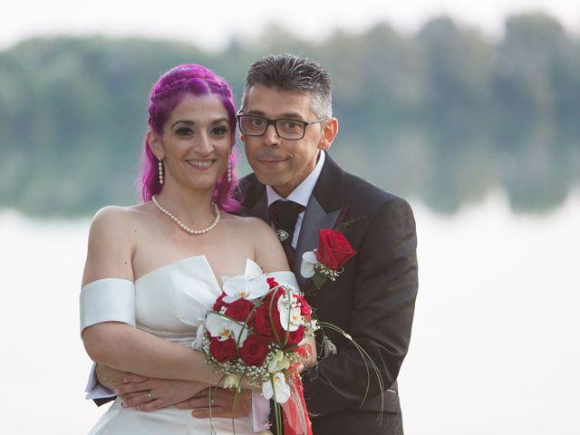 Il matrimonio di Diana e Massimo a Gaggiano, Milano 20