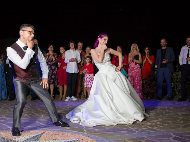 Il matrimonio di Diana e Massimo a Gaggiano, Milano 23