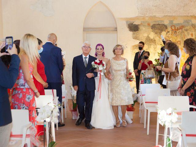 Il matrimonio di Diana e Massimo a Gaggiano, Milano 30