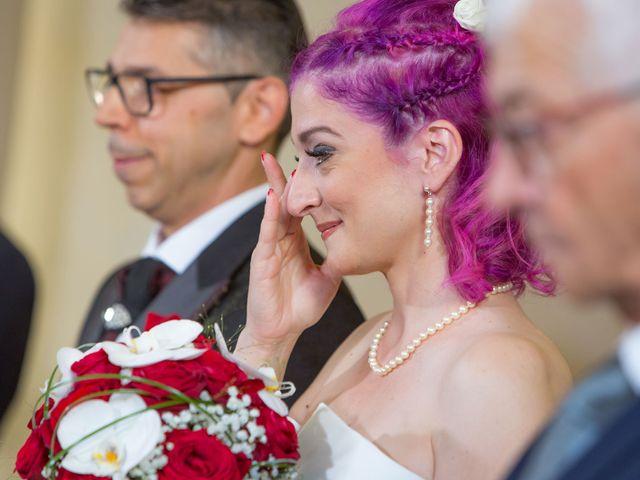 Il matrimonio di Diana e Massimo a Gaggiano, Milano 31