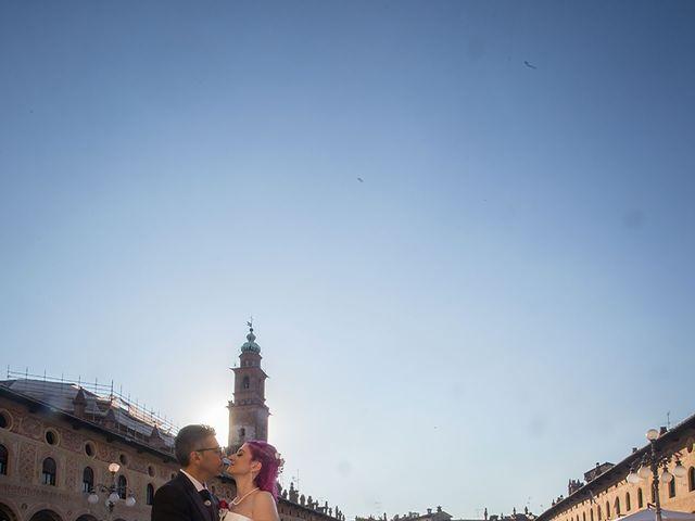 Il matrimonio di Diana e Massimo a Gaggiano, Milano 35