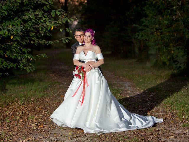 Il matrimonio di Diana e Massimo a Gaggiano, Milano 38