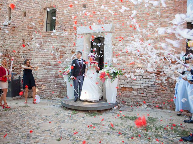Il matrimonio di Diana e Massimo a Gaggiano, Milano 39