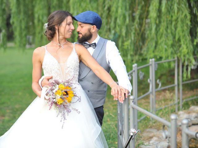 Il matrimonio di Matteo e Erica a Pontenure, Piacenza 3
