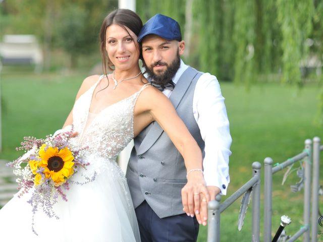Il matrimonio di Matteo e Erica a Pontenure, Piacenza 11