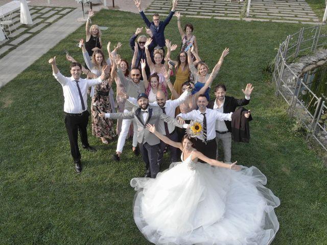 Il matrimonio di Matteo e Erica a Pontenure, Piacenza 13