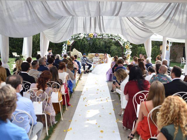 Il matrimonio di Matteo e Erica a Pontenure, Piacenza 14