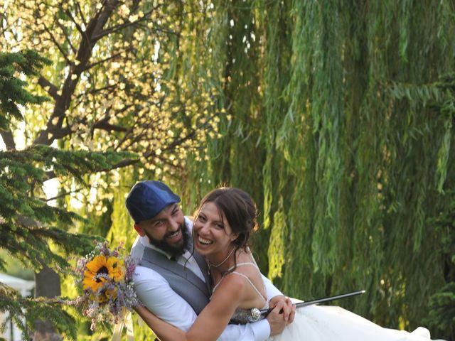 Il matrimonio di Matteo e Erica a Pontenure, Piacenza 21