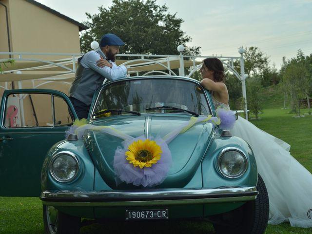 Il matrimonio di Matteo e Erica a Pontenure, Piacenza 23