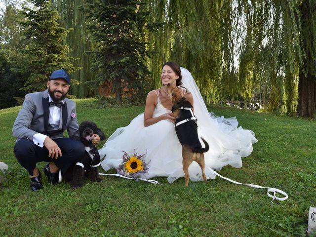 Il matrimonio di Matteo e Erica a Pontenure, Piacenza 24