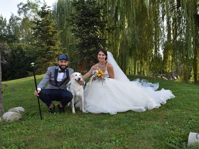 Il matrimonio di Matteo e Erica a Pontenure, Piacenza 25