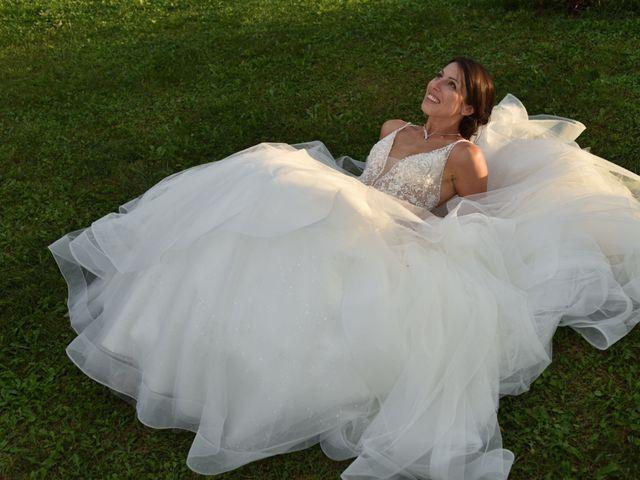 Il matrimonio di Matteo e Erica a Pontenure, Piacenza 26