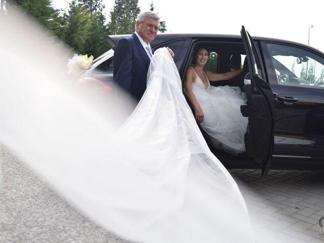 Il matrimonio di Matteo e Erica a Pontenure, Piacenza 29