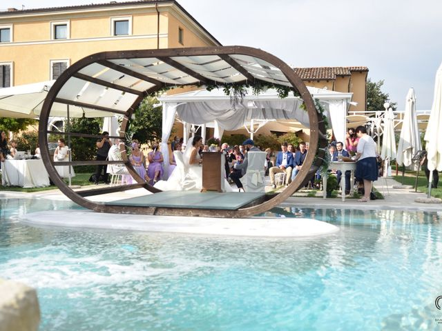 Il matrimonio di Matteo e Erica a Pontenure, Piacenza 30