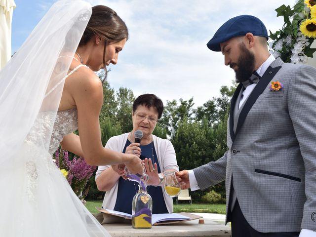 Il matrimonio di Matteo e Erica a Pontenure, Piacenza 31