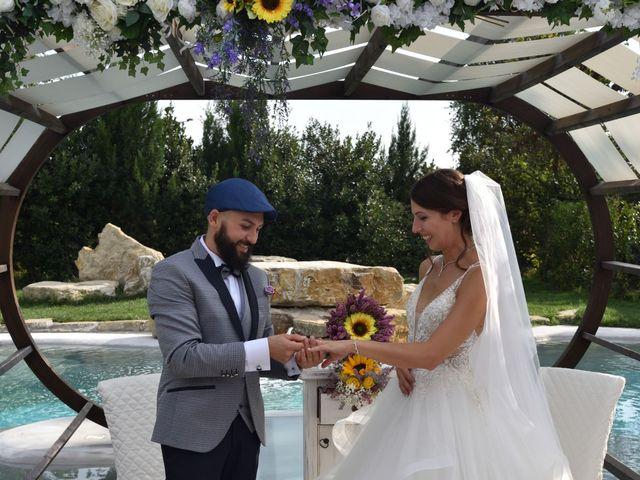 Il matrimonio di Matteo e Erica a Pontenure, Piacenza 33